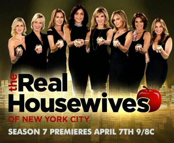 The Real Housewives Of New York City Season 7 Taglines Revealed!