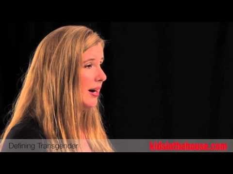 How To Define Transgender in Children - Johanna Olson, MD, Pediatrician, Gender Specialist