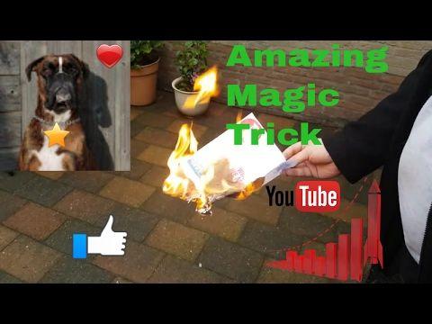 "Amazing Magic ""Rewind"" Tricks!! - YouTube"