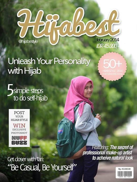 hijabest on february2014!