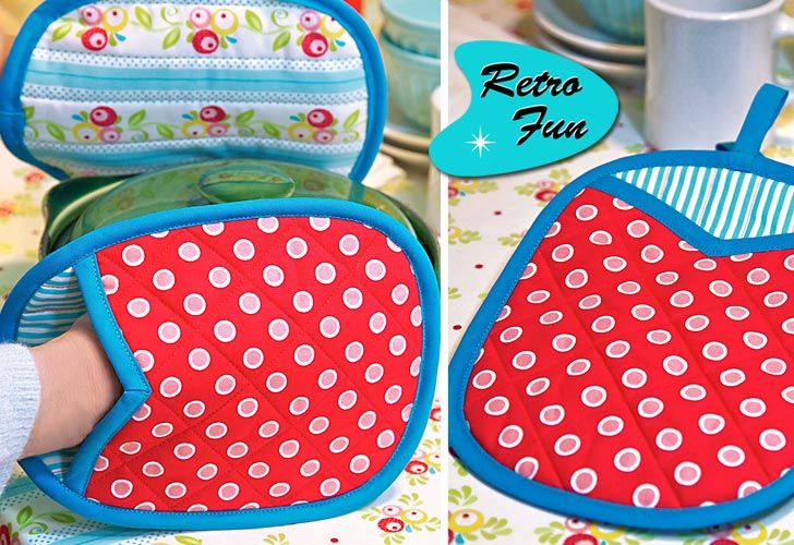 """quilted pot holders. need some insulated batting - how great wouldn't these be for Christmas prezzies... add ons even as the """"gift tag"""""""
