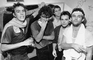 Cold Chisel.