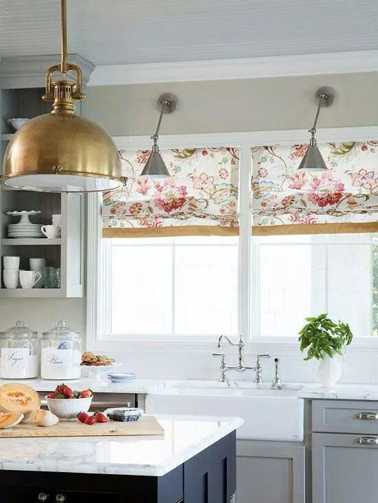 852 Best Images About Windows On Pinterest Window Treatments Kitchen Windows And Cornice Boards