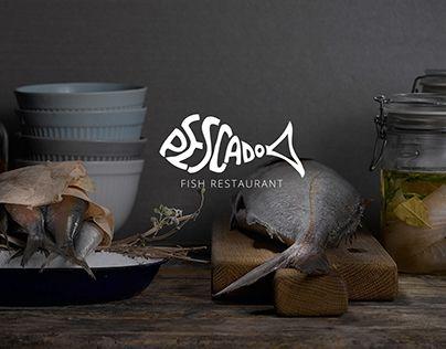 "Check out new work on my @Behance portfolio: ""Pescado Fish Restaurant"" http://on.be.net/1CywrMf"
