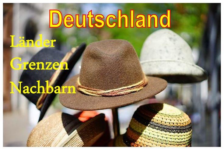 Bildquelle: Hans/ https://pixabay.com/de/h%C3%BCte-filzhut-hutmanufaktur-stapel-829509/  Die Zahl an Nachbarstaaten ist schon beeindruckend. Deutschland teilt seine Landesgrenzen auf einer Länge von etwa 3500 Kilometern mit insgesamt neun Anrainern. Mehr Text >> .s. Webseite unten.