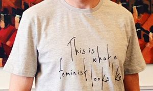 Feminist T-shirt makers' working conditions not shocking, but the norm | World news | The Guardian (Discussed in episode 36 of the Pop Fashion podcast)