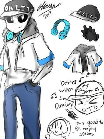 Au sanses x reader (naj!jock and nerd highschool) | Sans | Undertale