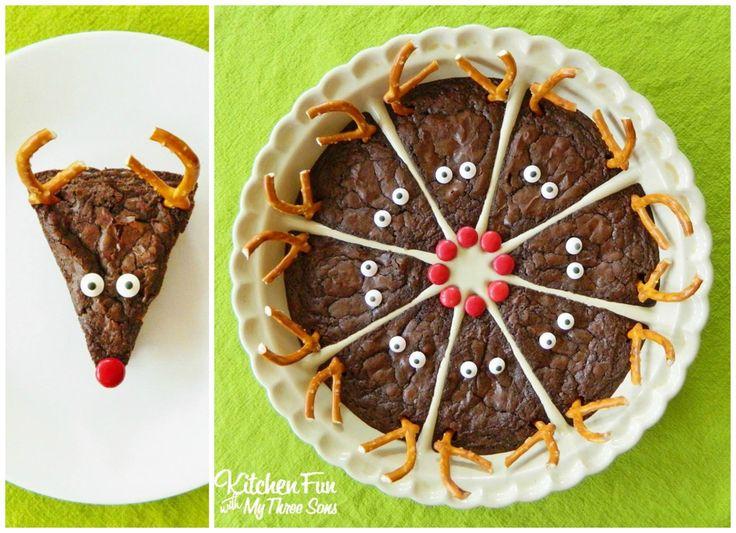 Lekker bakken met kerst! De leukste kerstcakes en taarten op een rijtje. Nummer 6 is mijn favoriet!