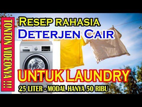 Ide Usaha Cara Membuat Detergen Cair Untuk Laundry How To Make Laundry Detergent Liquid Sb Pemula Youtube Di 2020 Ide Bisnis Perfume Sampo