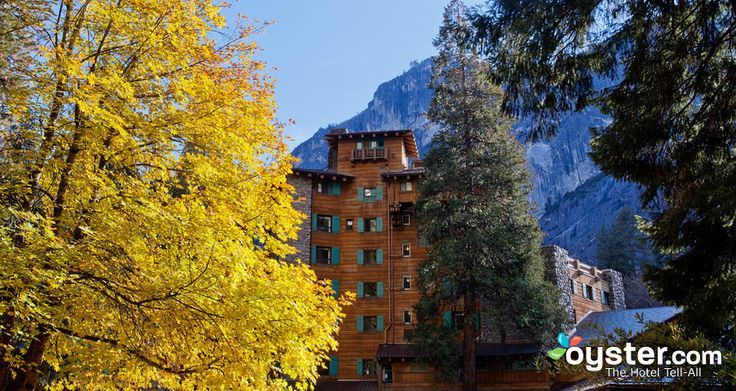 The Ahwahnee, Yosemite National Park | Oyster.com -- Hotel Reviews and Photos