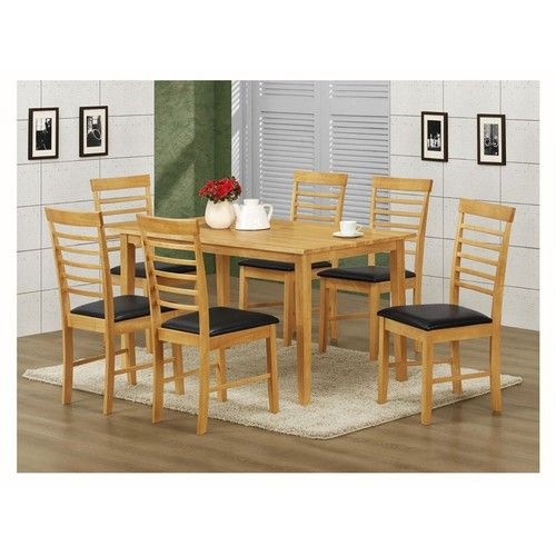 Hanover 1x6 dining set, hanover dining set, light oak dining set, hanover furniture, hanover light 1x6 dining set, cork furniture, irish furniture