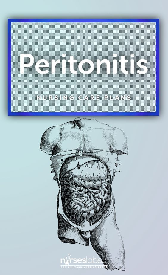 6 Peritonitis Nursing Care Plans Nurse Helps Pinterest Nursing - care plan