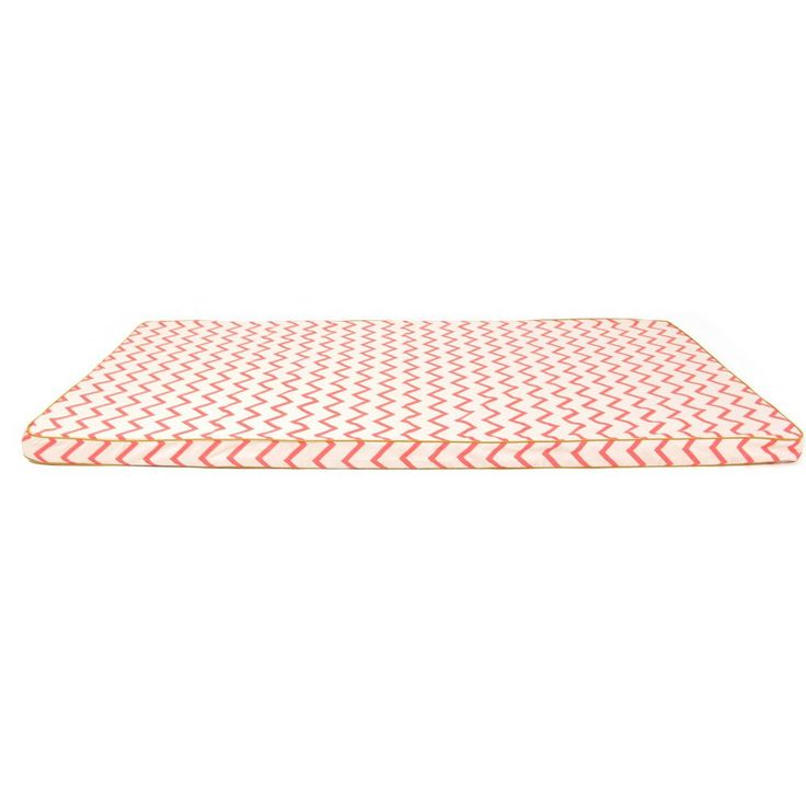Matelas zig zag Rose Nobodinoz - Mobilier - Smallable