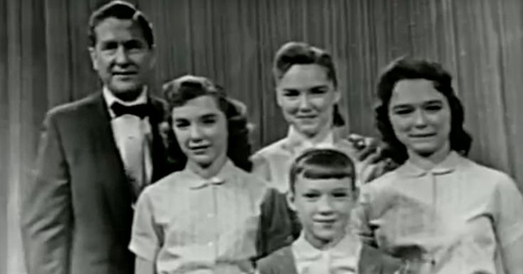 Back in 1956, The Lennon Sisters — who were regulars on The Lawrence Welk Show — performed their first single,