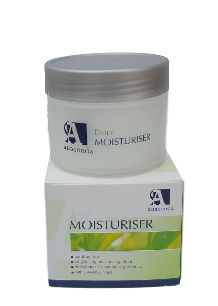 Daily Facial Moisturizer with Shea Butter & Chamomile & Aloe Vera
