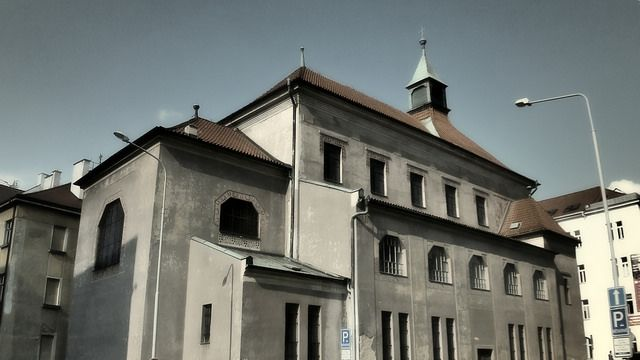 Kostel svaté Anny #Prague