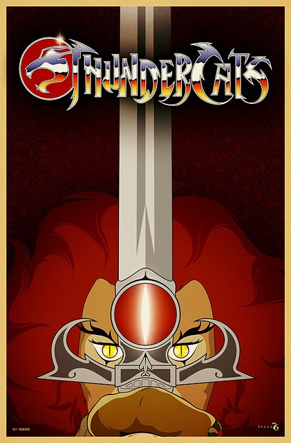 Thundercats - The origunal version for me. Cant get into the recent re-boot version tbh.