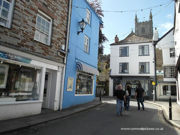 Fowey ~ Cornwall, England