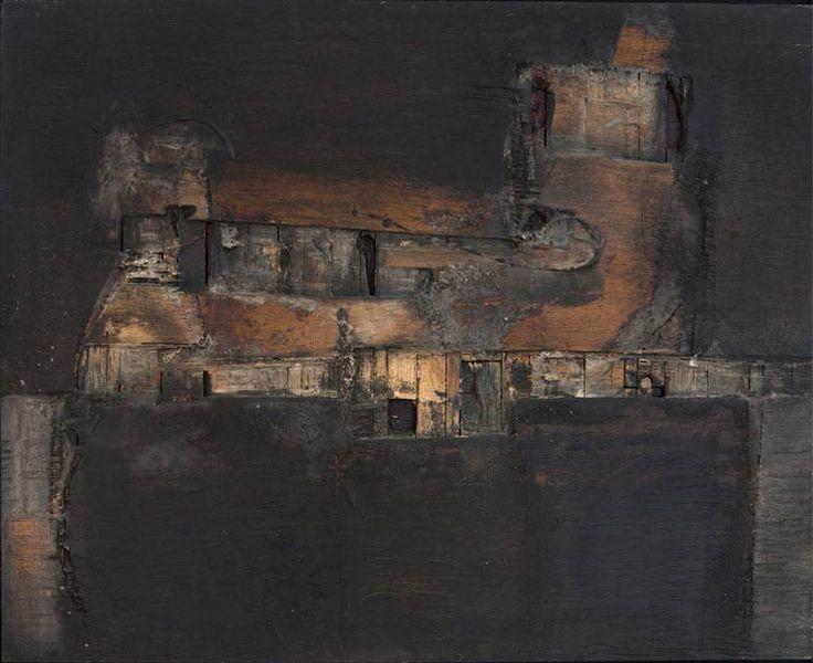Lucio Muñoz (1929-1998) ranking artfacts 12544