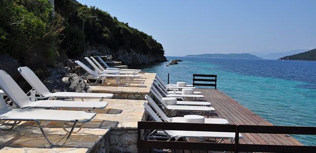 San Nicolas Resort. Lefkada, Greece. Luxury Hotel Deals, Reviews
