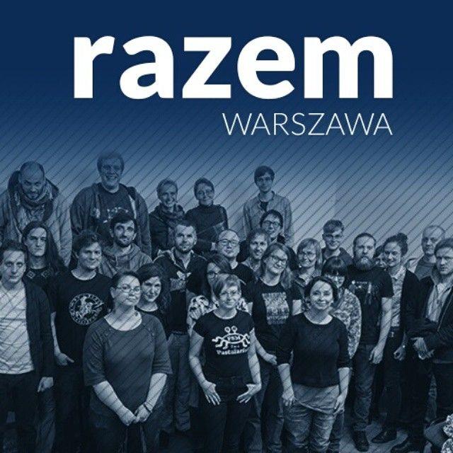 Razem Warszawa #razem #partiarazem #warszawa #lewica