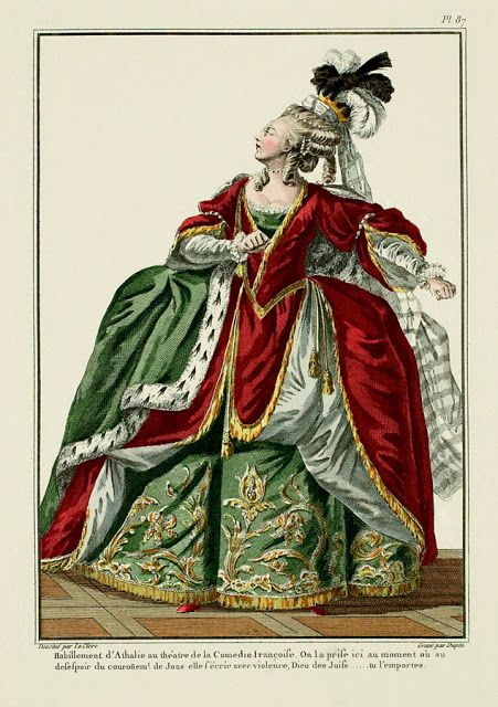 2492 best papiertheater images on pinterest paper toys for French rococo fashion