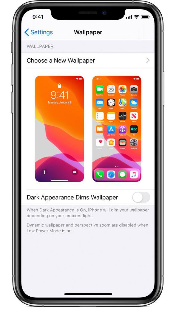 Change The Wallpaper On Your Iphone Apple Support Hintergrund Hintergrundbilder Desktop Hintergrund Weisser Hinte Iphone Iphone Wallpaper Screen Wallpaper Hd