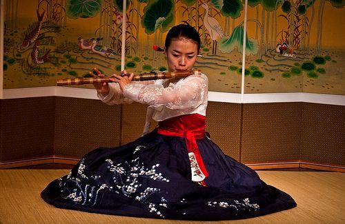 El portal de Asia: Música tradicional coreana