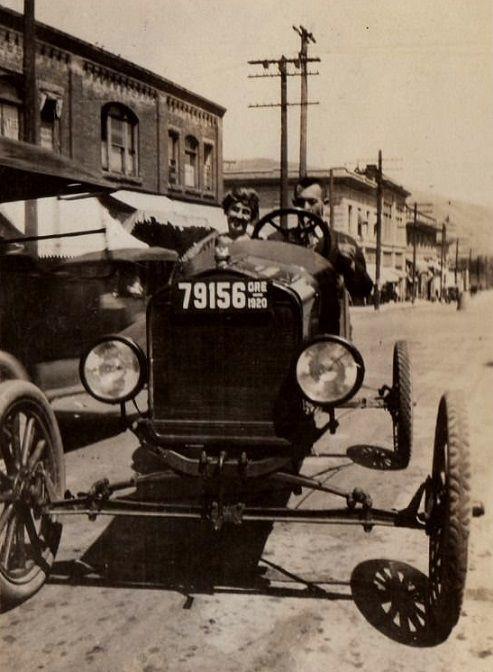 Model T Ford Forum: Photo - 1920 Oregon Speedster