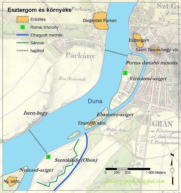 Dunai Szigetek: Kutyaszorítóban - Az esztergomi szigetek története