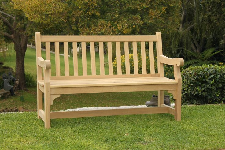 Our Colonial Garden Bench A Traditional And Timeless