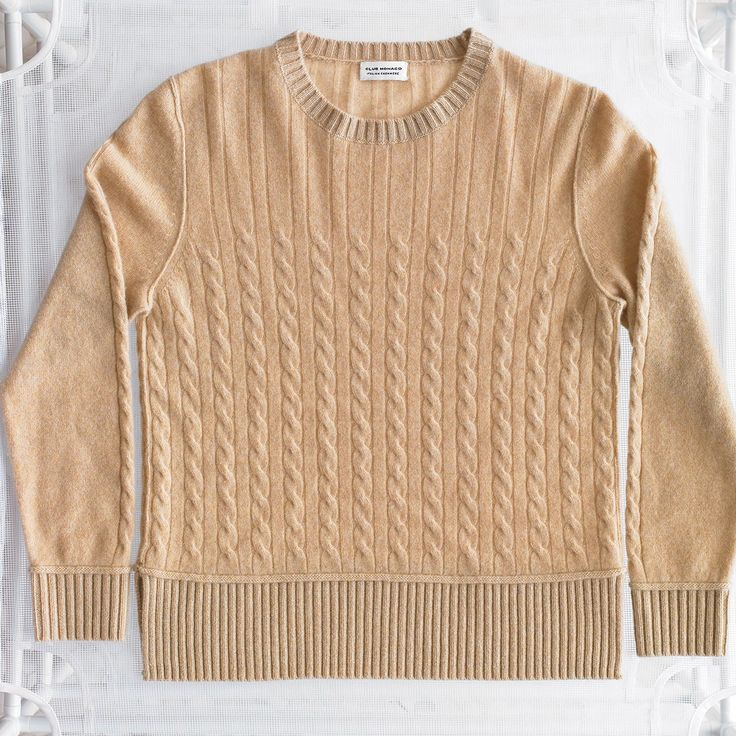 The simple steps to cleaning your wool sweaters at home -- saving money (and possible damage) to your favorite woolens.