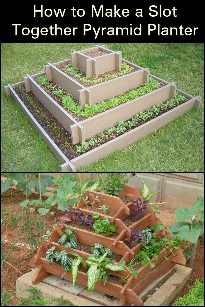 It's very easy and cheap to make as it's made from recycled pallet timbers.