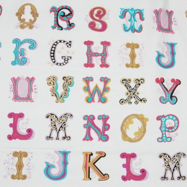 Michael Miller  - Alphabets