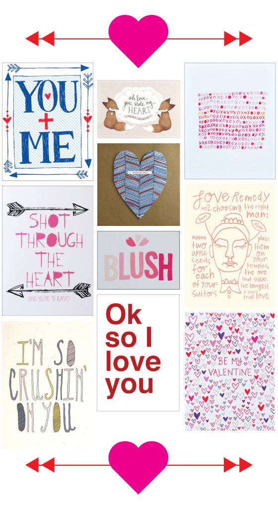 EVEN MORE VALENTINES FOR YOUR VALENTINE