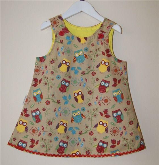 Owls Dress
