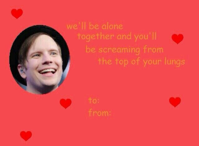 27 best band show valentine cards images on pinterest valentine meme cards