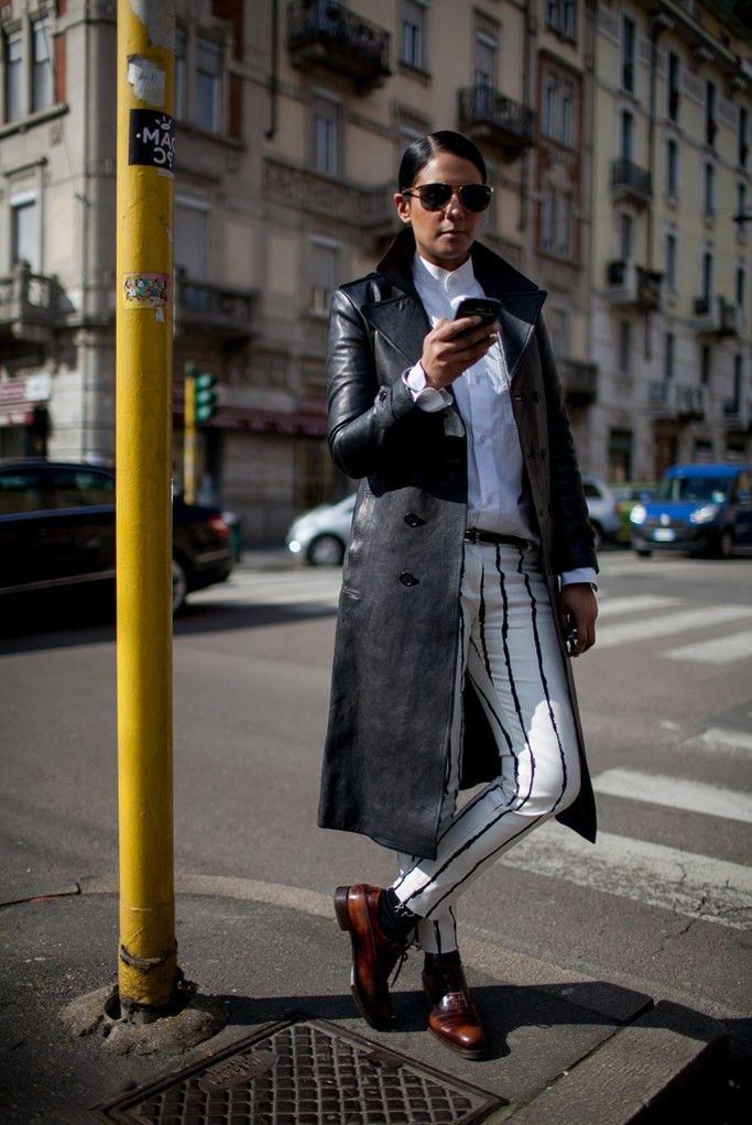 Milan Street Fashion Fall
