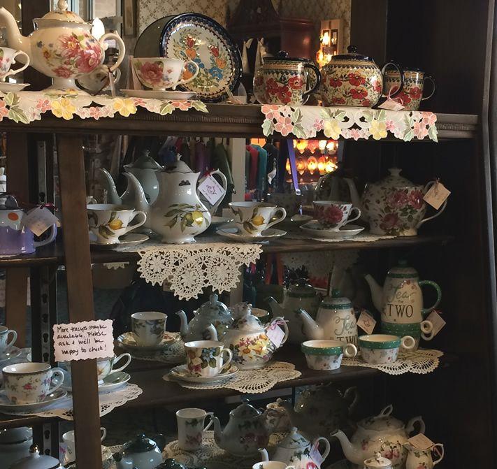 Miss Molly's Tea Room, Medina, OH  https://www.visitmedinacounty.com/things-to-do-in-medina-county/miss-mollys-tea-room/