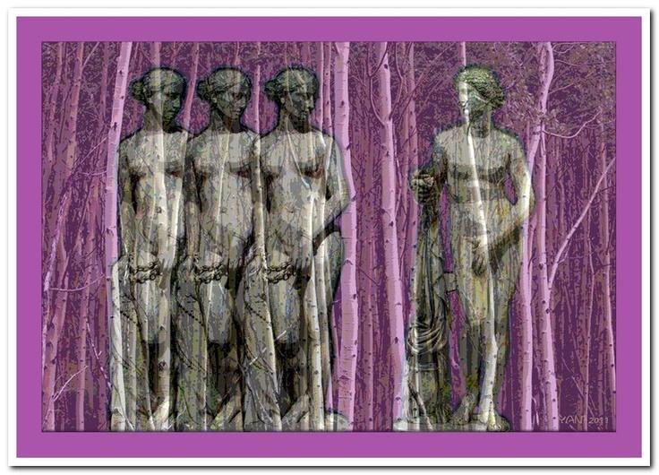Forest Goddesses