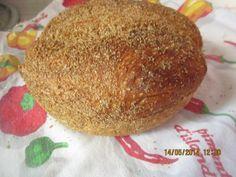 No-Knead Bread (Хлеб без замеса)