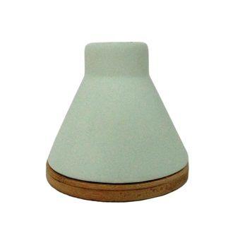 CERAMICS - Ceramic Candle Holder - Kerridge Linens & More