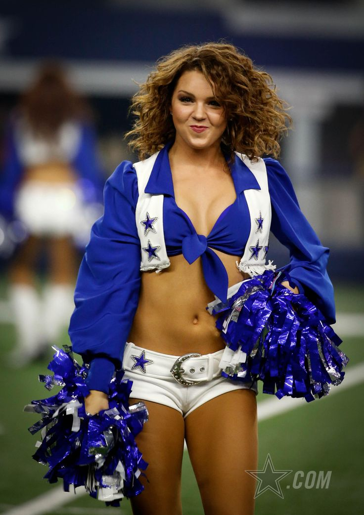 Highlights of the Dallas Cowboys Cheerleaders performing on the field and sidelines at AT&T Stadium on Thursday, September 1st.