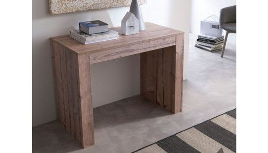 24 best table console extensible images on pinterest. Black Bedroom Furniture Sets. Home Design Ideas