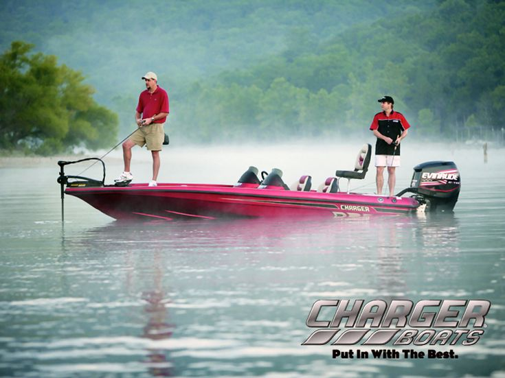 New 2012 Charger Boats 496 Bass Boat Photos- iboats.com 1