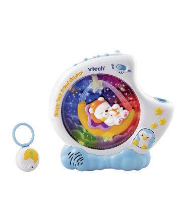 VTech Sleepy Bear Sweet Dreams - light, sound  music toys - Mothercare