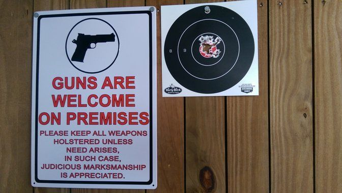 Alabama senator says this sign should replace all gun free zone signs nationwide - Yellowhammer News