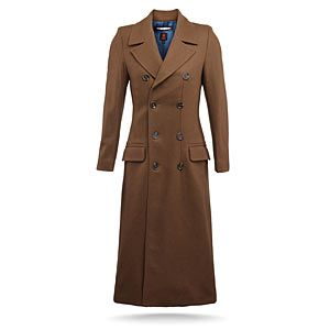 For all you Cosplayers! Doctor Who Ladies' 10th Doctor's Coat  \( ^-^)/