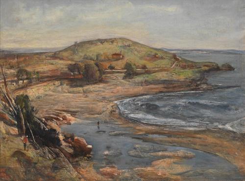 The Coast near Kiama - Lloyd Rees