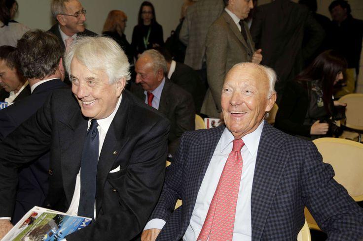 #bestselleraward Antonio Carraro e Cav. Guido Finato  www.fieragricola.it